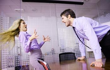 Общение с коллегой